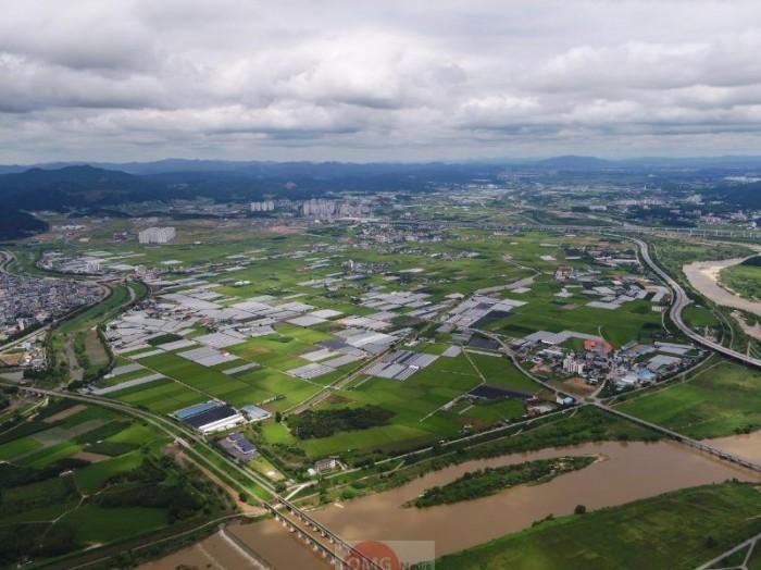 바이오 국가산업단지 예타 동시 통과(청주 오송, 충주)(오송 전경사진).JPG
