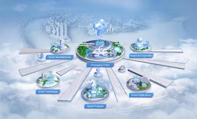 중국 국제스마트산업박람회에 3D 온라인 「부산관」이 뜬다!