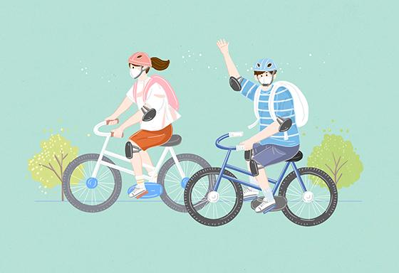 자전거 입문자 위한 용도별 자전거 선택 요령