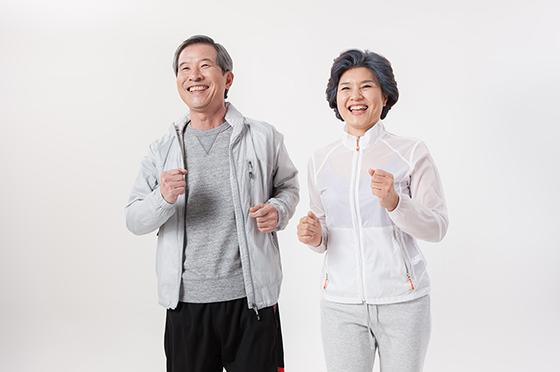 근육이 감소하는 '근감소증' 예방하려면?