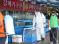 김동일 보령시장, 대천항수산시장에서 코로나19 방역활동 펼쳐