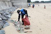 보령해양경찰서, 섬마을 찾아가는 이동민원실 행복海(해) 운영