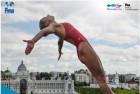 광주세계수영대회 최고 인기종목 '하이다이빙'