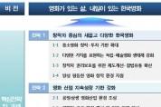 세계 수준의 한국영화산업 새로운 도약기반 마련