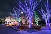 남원 춘향테마파크 야간경관조명 오픈