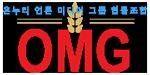 OMG협동조합 로고